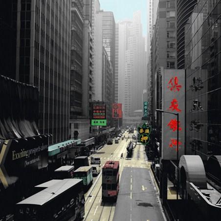 Hong Kong Tram - Anne Valverde