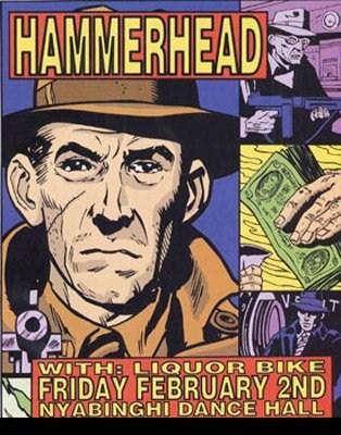 Hammerhead - Frank Kozik