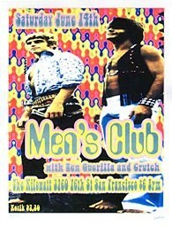 Men's Club - Frank Kozik