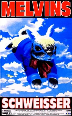 Melvins - Frank Kozik