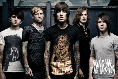 Band Portrait - Bring Me The Horizon
