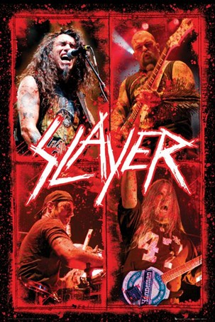 Live On Stage - Slayer