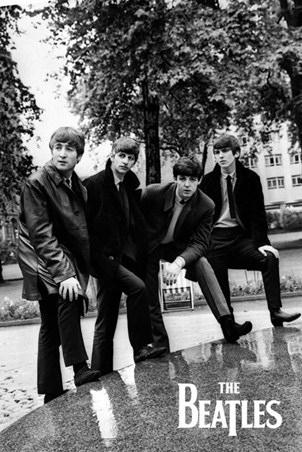 Icons at Leisure - The Beatles