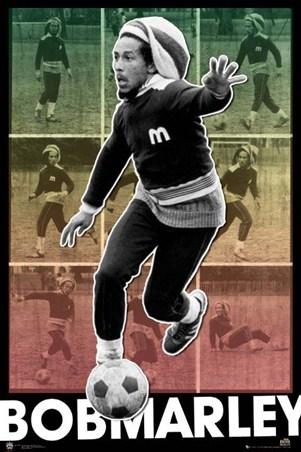 Football Reggae Style - Bob Marley