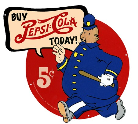Buy Pepsi:Cola Today - Pepsi Cop
