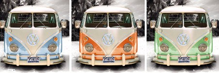 Route One - Volkswagen Camper