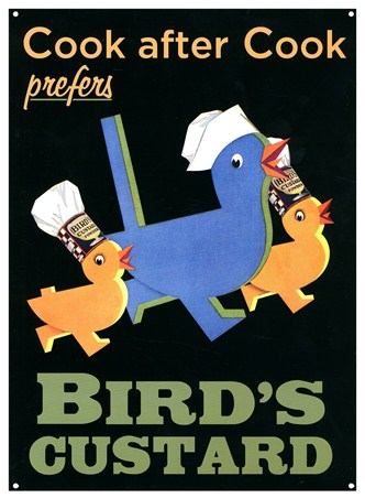 The Preferred Custard - Bird's