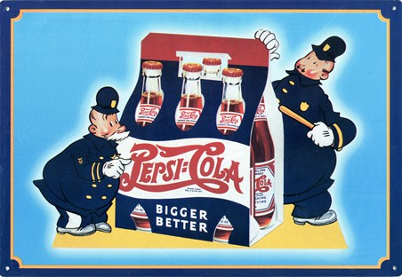 Bigger, Better - Pepsi Cola