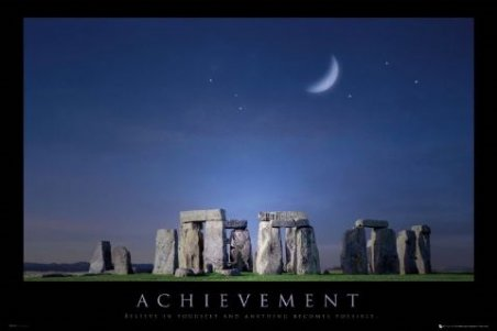 Achievement - Stonehenge