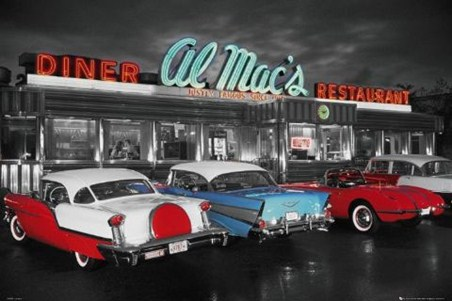Al Mac's Diner - Historic Restaurant