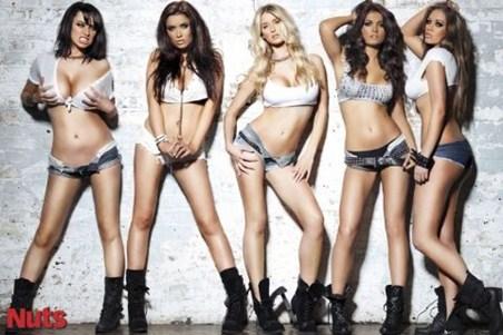 Denim Girls - Nuts