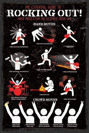 The Essential Guide to Rocking Out - Ultimate Rock Gig