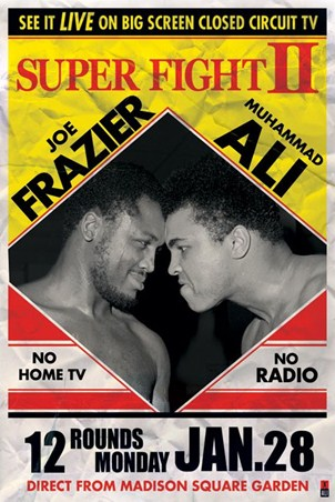Super Fight II - Muhammad Ali v Joe Frazier