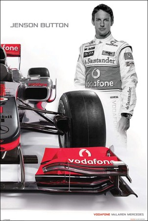Jenson Button - McLaren Mercedes