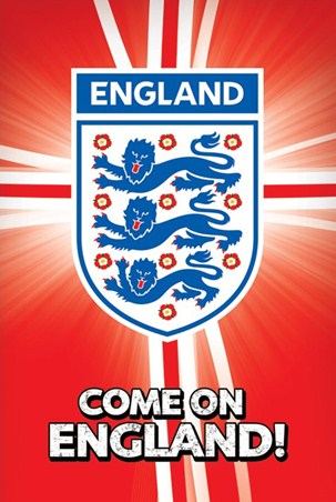 Come On England! - England