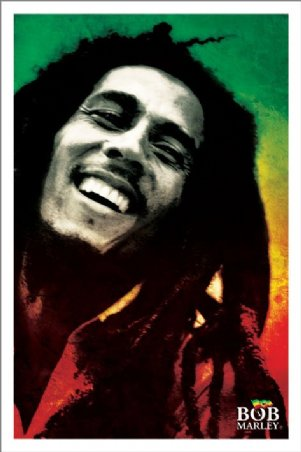 Rasta Colours - Bob Marley