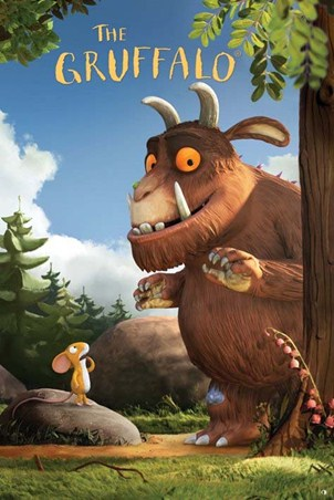 There's no such thing as a Gruffalo! - Julia Donaldson's The Gruffalo
