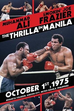 Thrilla In Manila - The Final Showdown