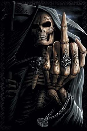 Bone Finger - Spiral Designs