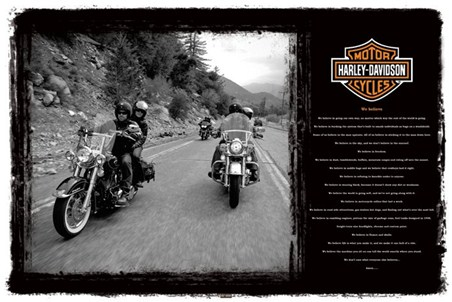 We Believe - Harley Davidson
