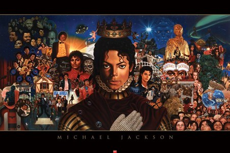 A Music Legend - Michael Jackson