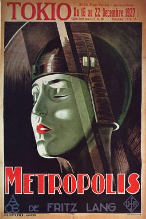 A Futuristic View of the World - Fritz Lang's Metropolis