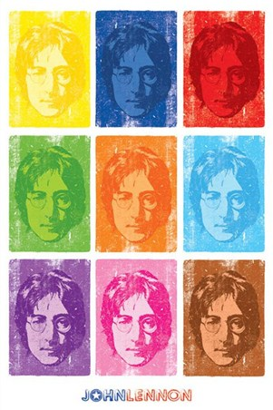 Pop Art Portraits - John Lennon