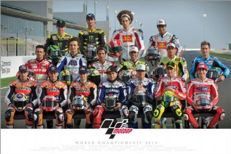 The Top Teams of 2011 - Moto GP