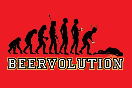 Beervolution - Beer Humour