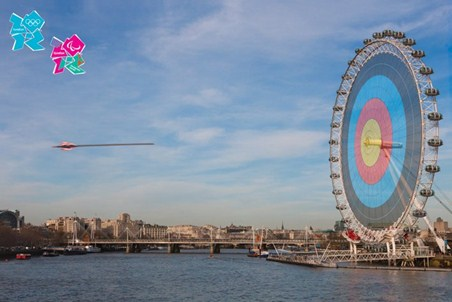 On Target - London 2012 Olympics