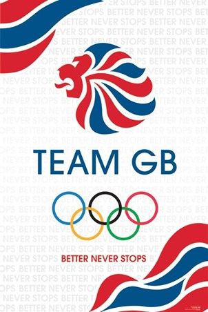 Better Never Stops - Team GB