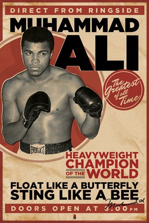 Heavyweight Champion of the World - Muhammad Ali