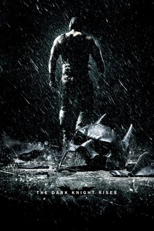 The Dark Knight Rises - Batman:The Dark Knight Rises