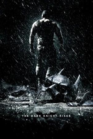The Dark Knight Rises - Batman:The Dark Knight Rises