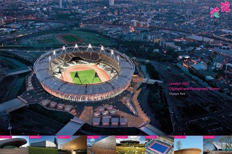 The Olympic Park - London 2012