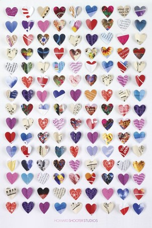 Paper Hearts - Howard Shooter