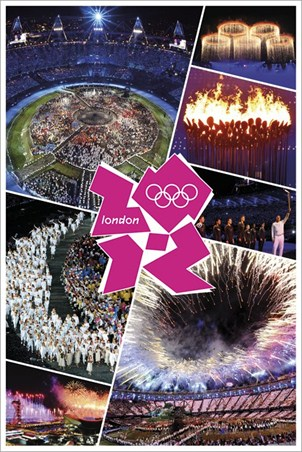 The Olympic Games Opening Ceremony - London 2012