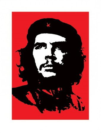 An Icon in Red - Che Guevara