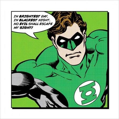 In Brightest Day, In Blackest Night... - Green Lantern