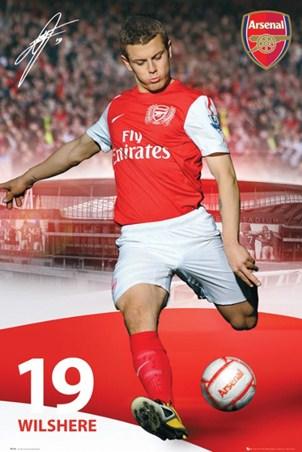 Jack Wilshere - Arsenal Football Club