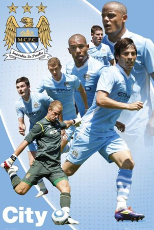 Star Players - Manchester City Football Club