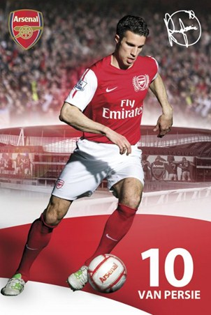 Robin Van Persie - Arsenal Football Club
