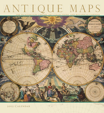 Antique Maps - The Huntington Library