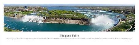 Niagara Falls - by James Blakeway