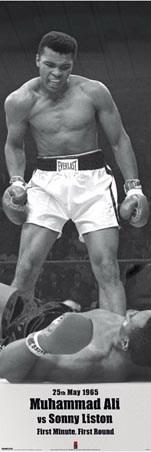 Muhammad Ali v Sonny Liston - Muhammad Ali