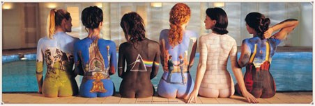 Back Catalogue Campaign - Pink Floyd
