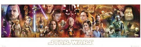 Character Collage - Star Wars