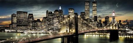 Night and Moon - Manhattan