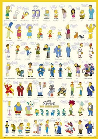 More Simpsons Classic Quotes - The Simpsons