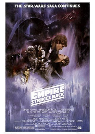 The Empire Strikes Back Original Movie Score - Star Wars Episode V